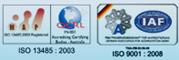 ISO & IAF Certified